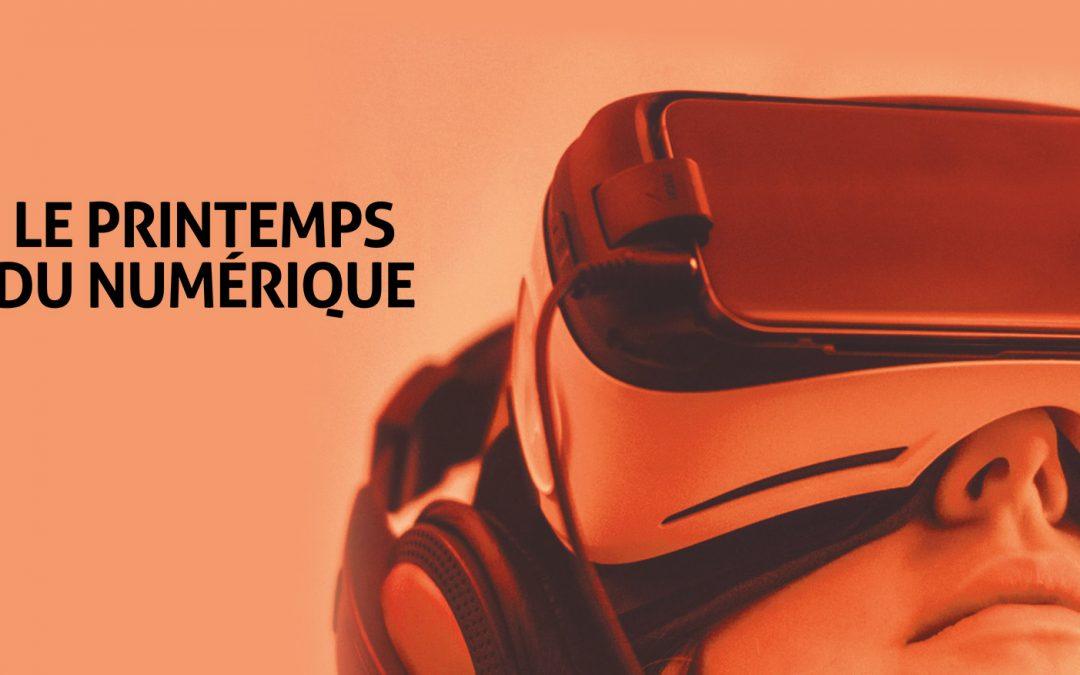Le Printemps du Numérique à Rennes