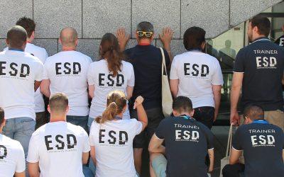 Les stagiaires ESD étaient au Hack